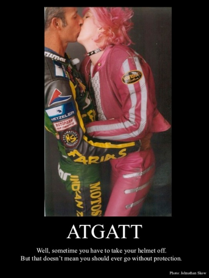 ATGATT couple